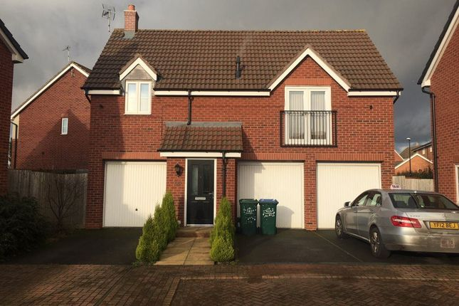 Thumbnail Property to rent in Cadet Close, Stoke Village
