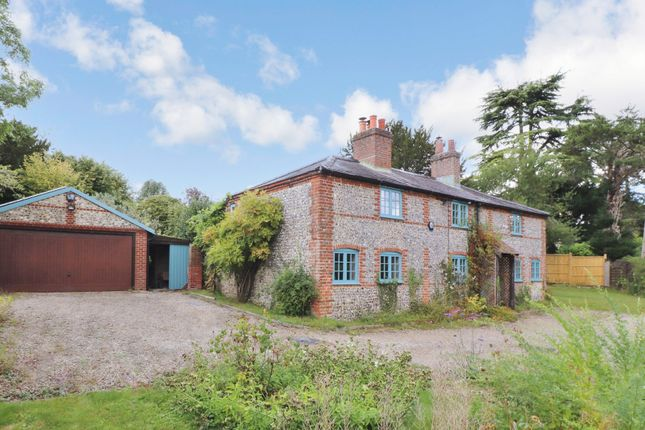 Thumbnail Cottage for sale in Beeches Hill, Bishops Waltham, Southampton