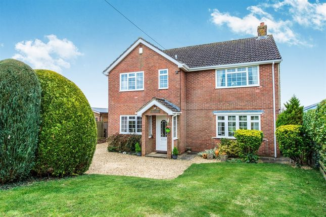Thumbnail Detached house for sale in High Street, Chapmanslade, Westbury