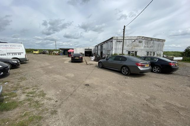 Thumbnail Industrial for sale in Former Shellfish Farm, Fambridge Road, South Fambridge, Rochford