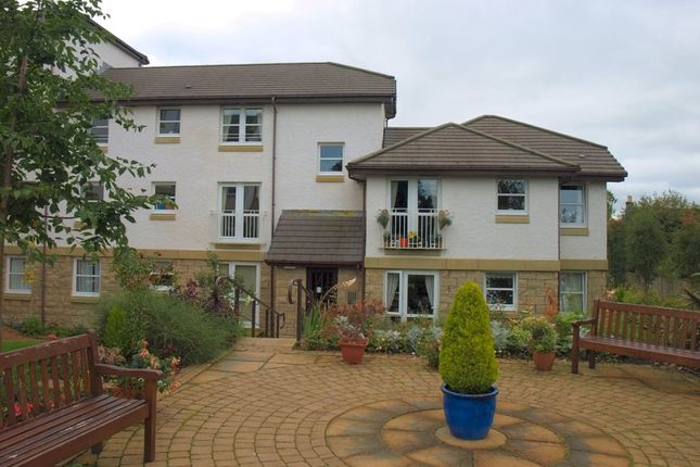 Thumbnail Flat for sale in 25 Glenearn Court, Crieff