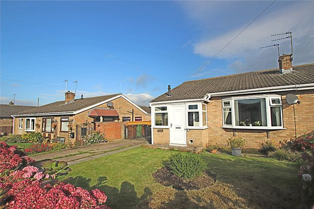 Thumbnail 2 bed bungalow for sale in Cotswold Close, Hemsworth, Pontefract, West Yorkshire