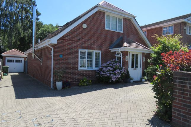Thumbnail Detached house for sale in Southern Road, West End, Southampton