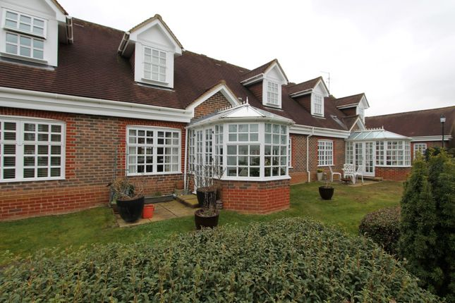 Thumbnail Bungalow for sale in 14 Whybrow Gardens, Castle Village, Berkhamsted, Hertfordshire