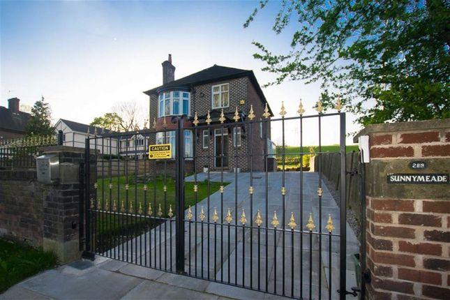 Thumbnail Detached house for sale in Wakefield Road, Heyrod, Stalybridge