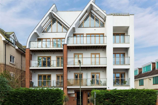 2 bed flat for sale in Wentworth House, Pyrford Road, Woking KT14