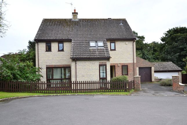 Thumbnail Detached house for sale in The Winnyards, Cumnor, Oxford