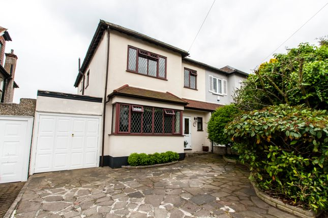Thumbnail Semi-detached house for sale in Western Road, Leigh-On-Sea