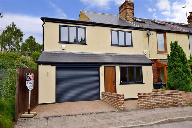 Thumbnail End terrace house for sale in Allnutts Road, Epping, Essex