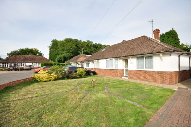 Thumbnail Semi-detached bungalow to rent in Greenways, Weavering, Maidstone