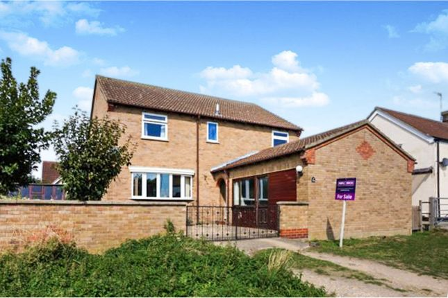 Thumbnail Detached house for sale in Qua Fen Common, Soham, Ely