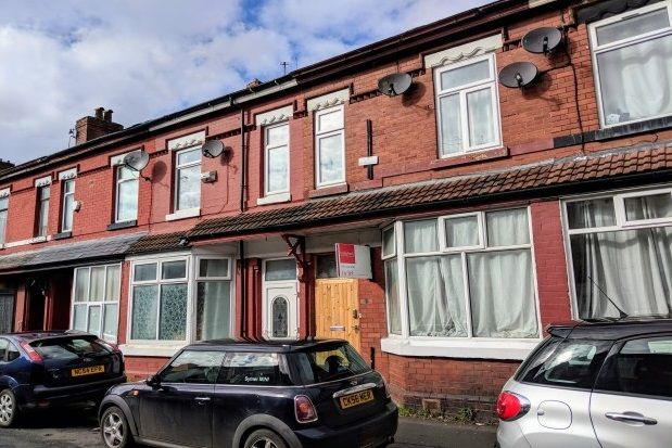 Thumbnail Terraced house to rent in Banff Road, Rusholme