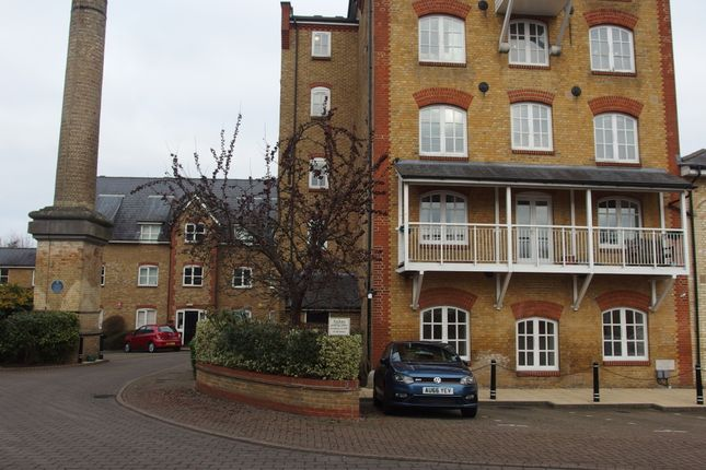 2 bed flat to rent in Sele Mill, North Road, Hertford SG14