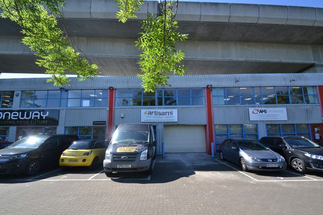 Thumbnail Warehouse for sale in Unit 8 The Crosshouse Centre, Southampton