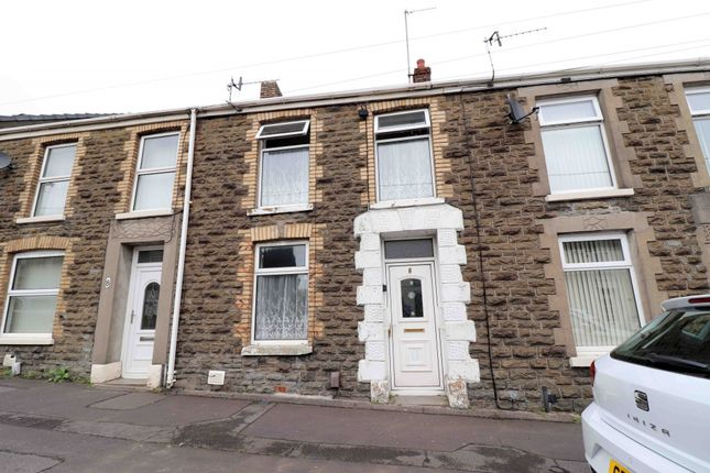 Terraced house for sale in Loughor Road, Swansea