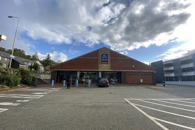 Thumbnail Retail premises for sale in Llain Deiniol, Bangor