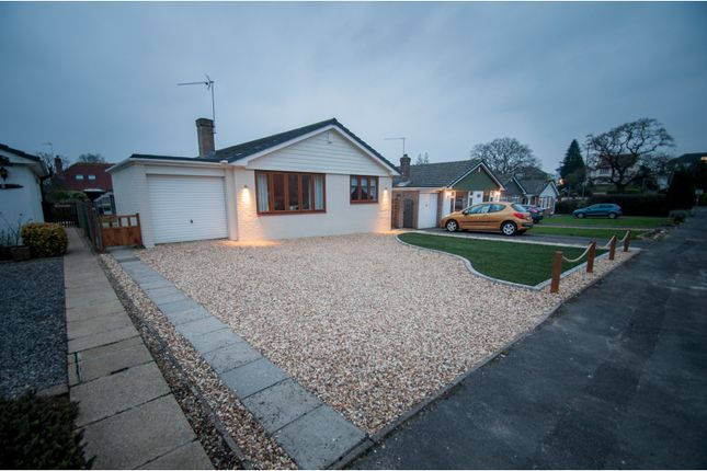 Thumbnail Detached bungalow for sale in Okeford Road, Broadstone