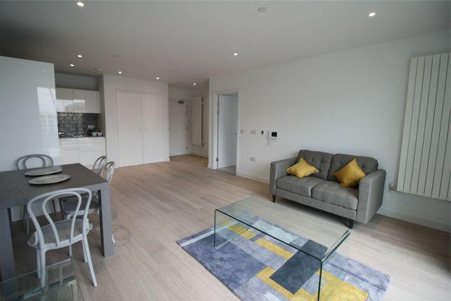 Thumbnail Flat to rent in Flotilla House Royal Wharf