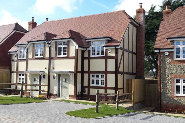 Thumbnail Semi-detached house for sale in Eden Hall, Stick Hill, Edenbridge