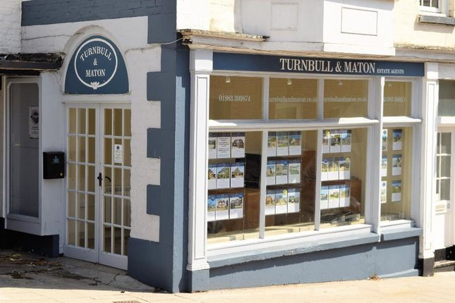 Retail premises for sale in 48 High Street, Brading, Isle Of Wight