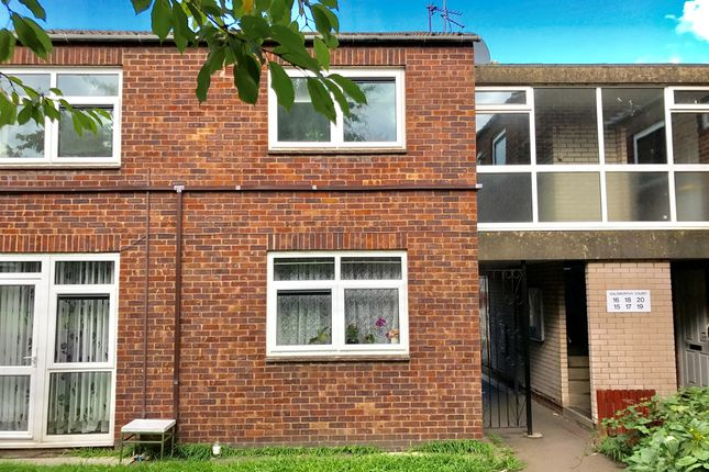 Thumbnail Flat for sale in Galsworthy Court, Leicester