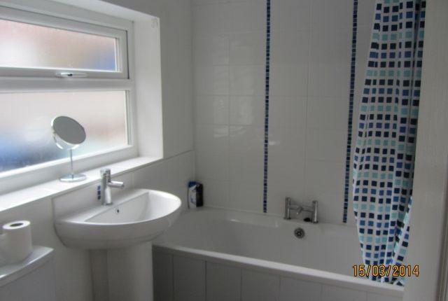 Bathroom of Quarry Road, Hebburn NE31
