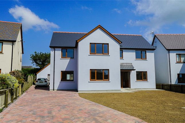 Thumbnail Detached house for sale in Plot 1A, Maes Ffynnon, Roch, Haverfordwest