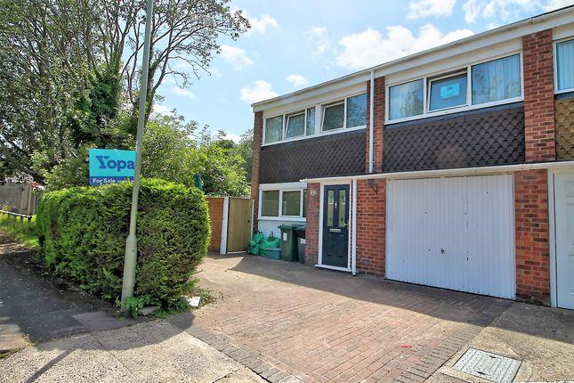 Semi-detached house for sale in Horwood Gardens, Basingstoke