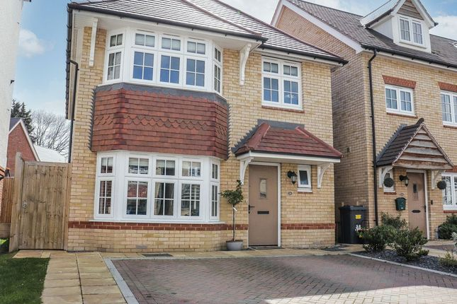Thumbnail Detached house for sale in Thomas Road, Aylesford