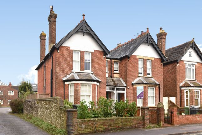 Thumbnail Semi-detached house for sale in Station Road, Petersfield