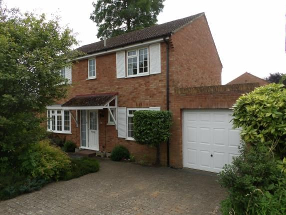 Thumbnail Detached house for sale in Portman Park, Tonbridge, Kent