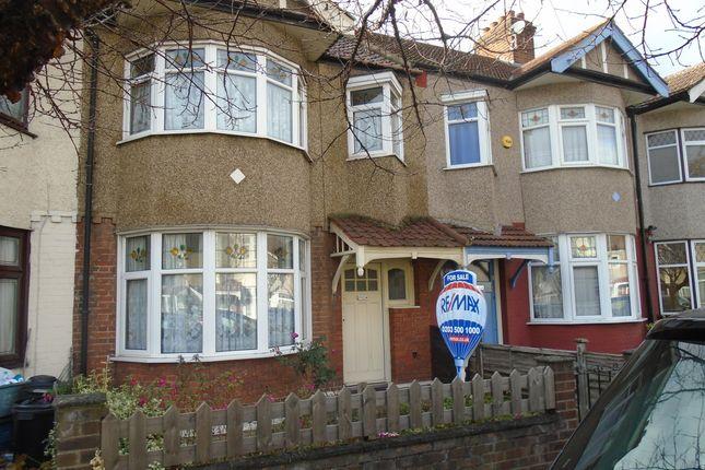 Thumbnail Terraced house for sale in Tylehurst Gardens, Ilford