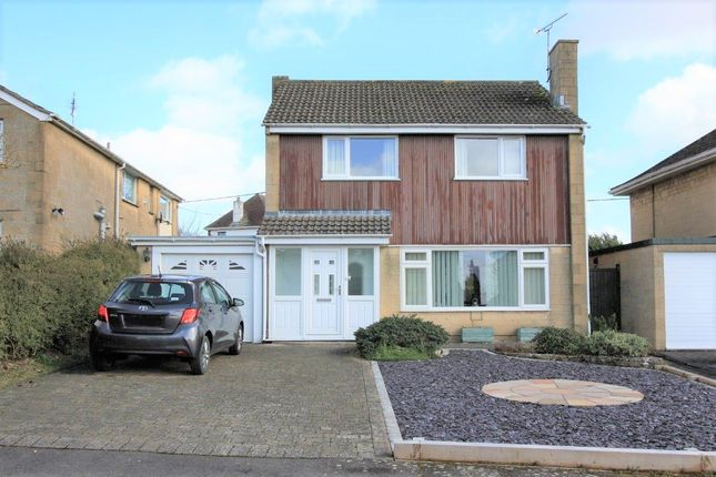 Thumbnail Detached house for sale in Wrde Hill, Highworth