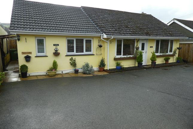 Thumbnail Detached bungalow for sale in Adpar, Newcastle Emlyn