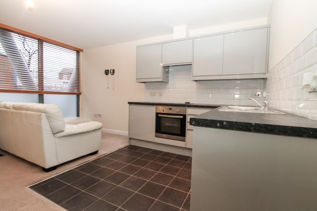 Thumbnail Flat to rent in Skinner Lane, Leeds