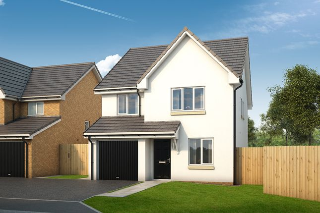 "Thumbnail Property for sale in ""The Braemar At Lyons Gate"" at Heathfield Road, Ayr"