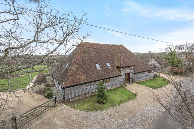 Thumbnail Barn conversion for sale in Rushlake Green, Heathfield
