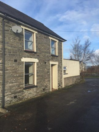 Thumbnail Semi-detached house to rent in Penboyr, Llandysul, Carmarthenshire