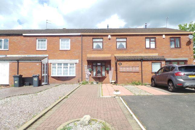 Thumbnail Terraced house for sale in The Hurstway, Erdington, Birmingham