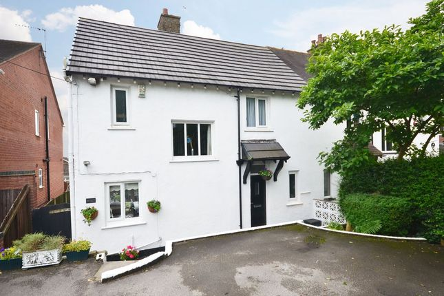 Thumbnail Semi-detached house for sale in Sandon Road, Meir Heath