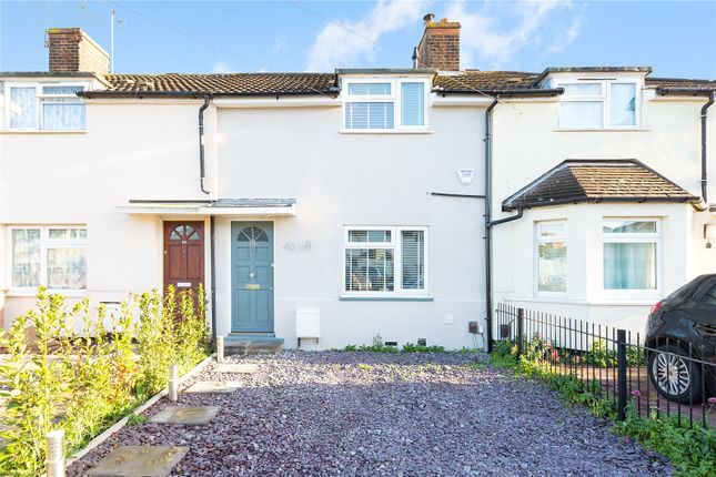 Thumbnail Terraced house for sale in Ockelford Avenue, Chelmsford, Essex