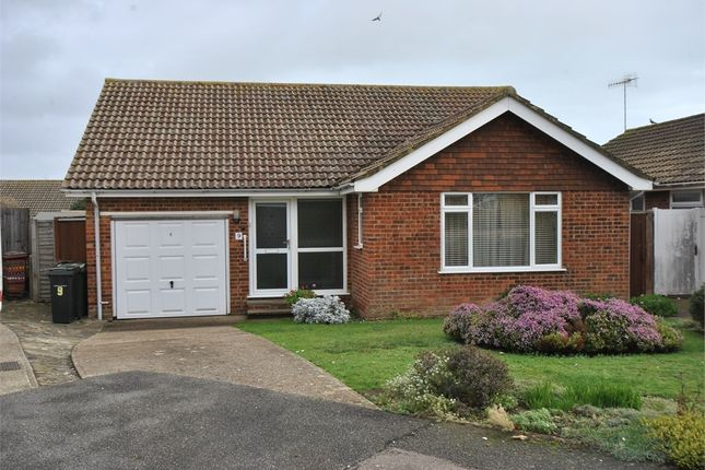 Thumbnail Detached bungalow for sale in Venture Close, Bexhill-On-Sea, East Sussex
