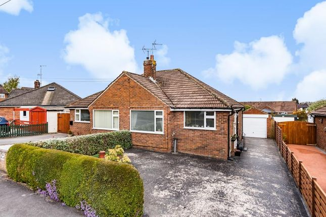 2 bed semi-detached bungalow for sale in Sandhill Close, Harrogate HG1