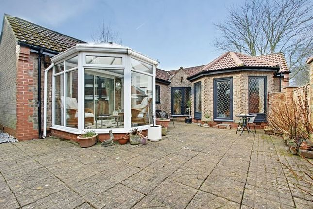 Thumbnail Detached bungalow for sale in High Meadows, Kirk Ella, Hull