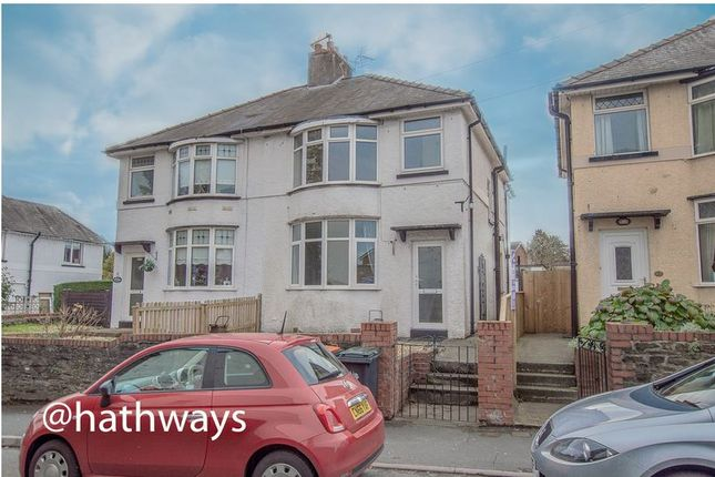 Thumbnail Semi-detached house to rent in Mill Street, Caerleon, Newport