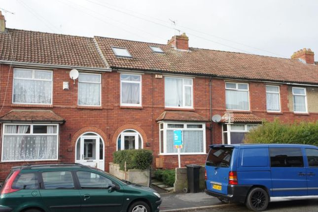 Thumbnail Terraced house to rent in Filton Avenue, Horfield