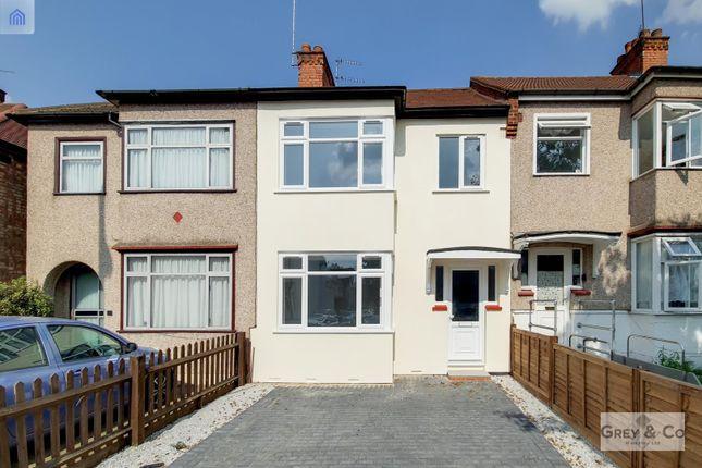 Thumbnail Terraced house to rent in Harrow View, Harrow