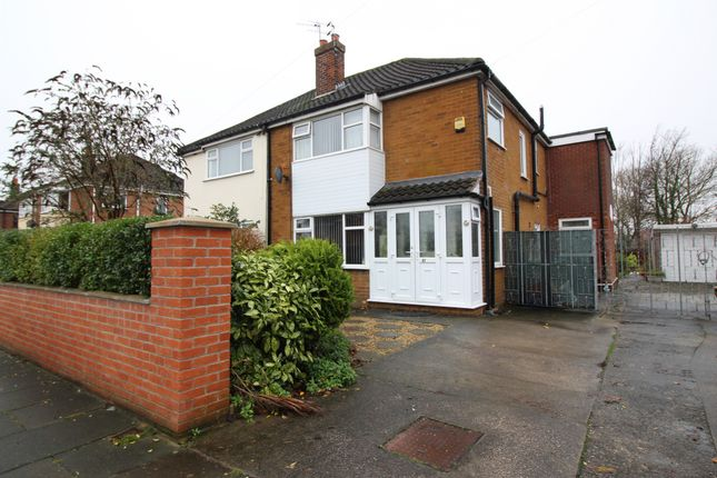 Thumbnail Semi-detached house for sale in Brookfield Road, Thornton Cleveleys