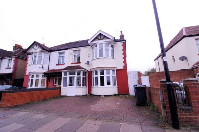 Thumbnail Semi-detached house for sale in Dormers Wells Lane, Southall