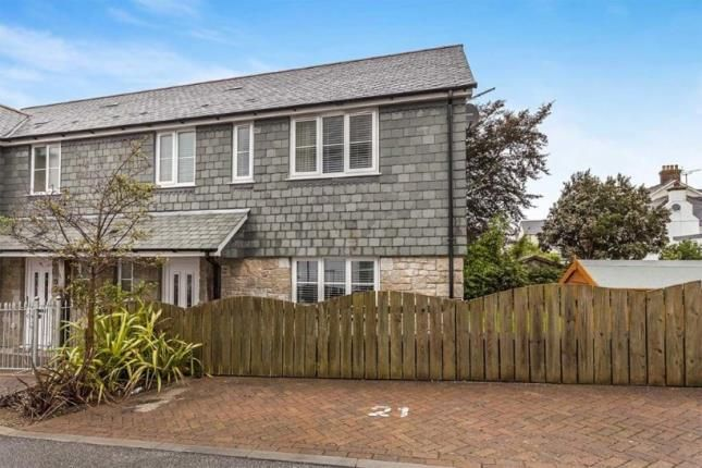 Thumbnail Semi-detached house for sale in Camborne, Cornwall